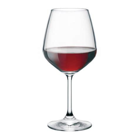 bicchieri di vino rosso calice da vino rosso divino 6 pezzi bormioli shop