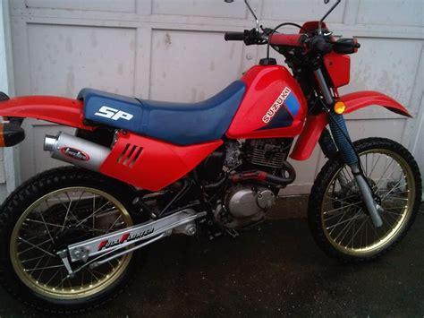 1986 Suzuki Sp200 Suzuki Sp200 Images