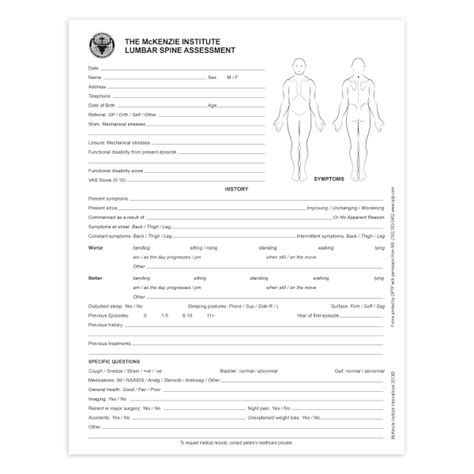 19 physical therapy evaluation template best photos of