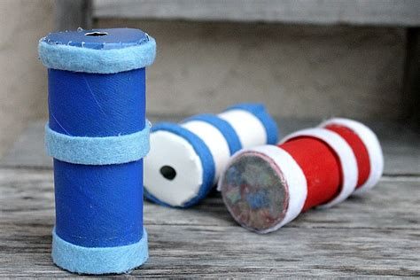 crafts made from paper towel rolls how to make kaleidoscopes using paper towel and toilet