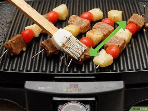 Panggangan Daging Kebab 3 cara untuk memasak ikan todak wikihow