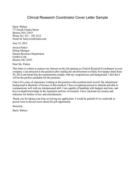Sle Cover Letter New physician cover letter sle 28 images 4 cover letter