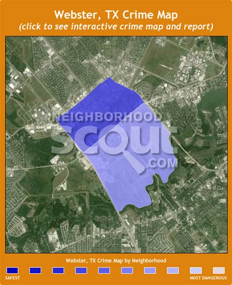 webster texas map webster tx 77598 crime rates and crime statistics neighborhoodscout