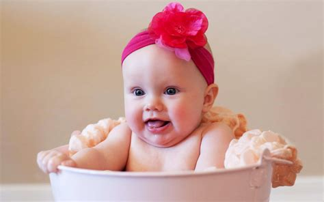 cute baby girl charming and innocent baby pictures themescompany