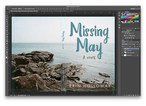 cover design in photoshop how to design a book cover in photoshop and apple pages