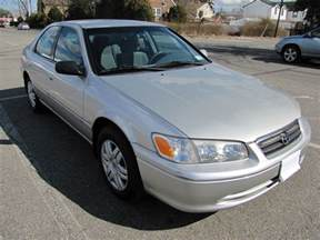 2001 Toyota Le 2001 Toyota Camry Pictures Cargurus