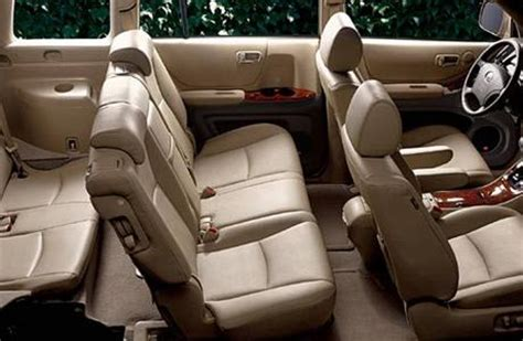 Toyota Highlander 8 Seater Toyota Highlander The News And Reviews With The