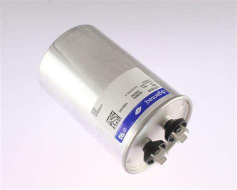 97f5209s genteq capacitor 45uf 440v application motor run 2020059051