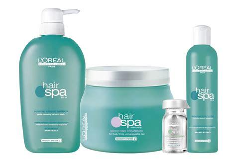 Loreal Hair Spa Shoo l oreal professionnel hair spa treatment info new