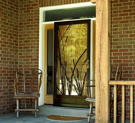 larson doors security doors