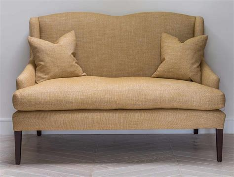 yellow ochre camel  sofa mtd