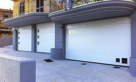 porte per garage sezionali porte sezionali per garage apostoli