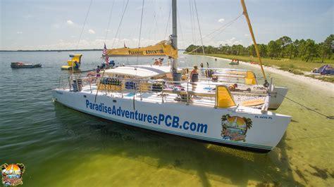 catamaran cruise panama city panama city boat tours spring break trips catamaran