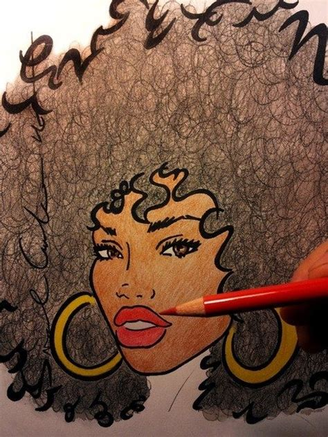 natural hairstyles cartoon 17 best images about natural beauty on pinterest cartoon
