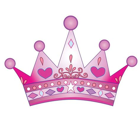 Crown Baby Machine 4in1 princess crown vector cliparts co