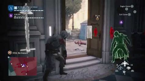 unity tutorial stealth assassin s creed unity co op the party palace stealth