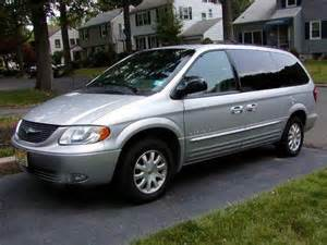 Chrysler 2001 Town And Country 2001 Chrysler Town And Country Information And Photos