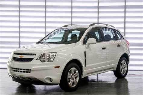 chevrolet captiva 2014 2014 chevrolet captiva 2 4 sidi launched in