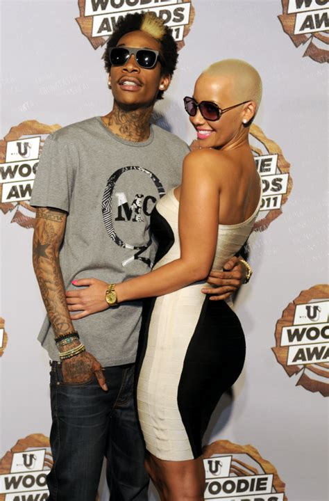 wiz amber rose tattoo lifestylez gets wiz khalifa s name