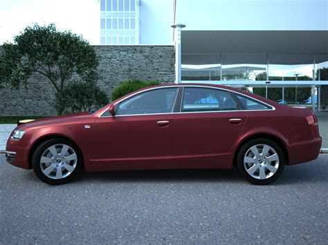 Buy Audi A6 by Audi A6 2006 3d Model Buy Audi A6 2006 3d Model