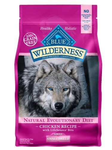 food for small dogs blue wilderness chicken for small breed food 187 patsy s pet market