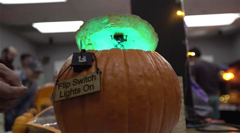 pumpkin contest nasa pumpkin carving contest is other worldly kens5