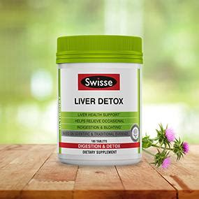 Swisse Ultiboost Liver Detox Review by Swisse Ultiboost Liver Detox Tablets 180