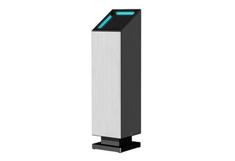 3 000 sq ft filterless silent uv air purifier sharper image