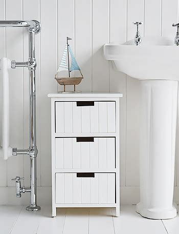 Bathroom Drawers White by White Bathroom Floor Cabinet With Drawers