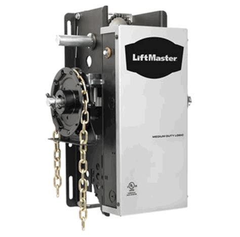 Commercial Garage Door Opener by Liftmaster Mh5011u Commercial Garage Door Opener Hoist