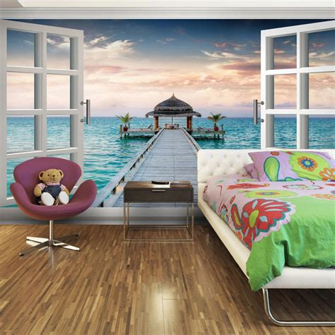 3d wallpaper bedroom large mural wallpaper 3d wallpaper for bedroom dining room