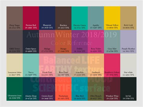 7 Winter Color Trends by Autumn Winter 2018 2019 Trend Forecasting Is A Trend Color