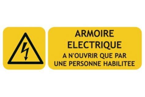 Autocollant Armoire by Panneaux Armoire 233 Lectrique A Ouvrir Par Personne