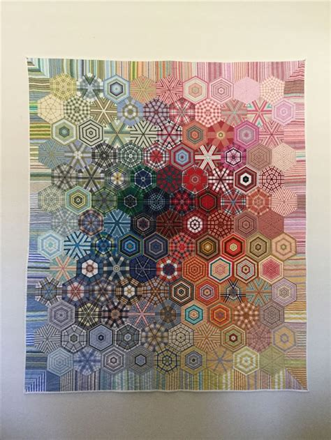 Hexagon Designs Patchwork - best 25 hexagon quilt pattern ideas on