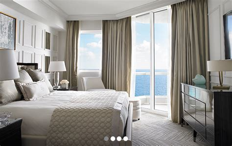 Hotel With 2 Bedroom Suites by Miami Resort Suites 2 Bedroom Oceanfront Hotel Suite