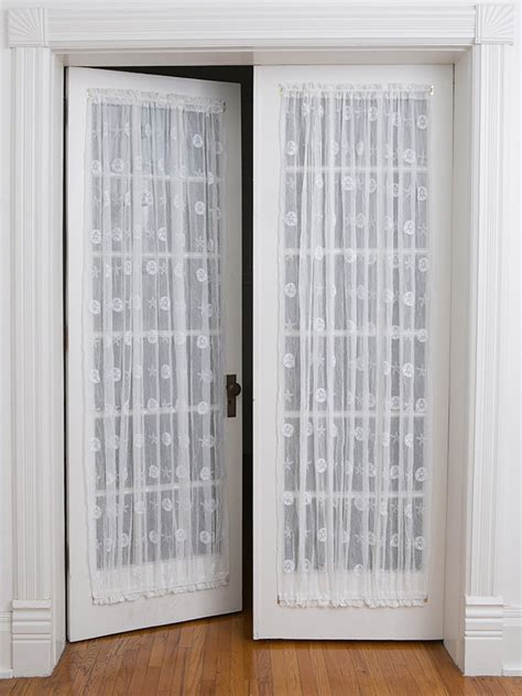 sand dollar door panels heritage lace heritage lace curtains