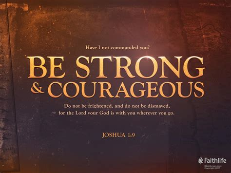 be strong and courageous joshua 1 9 navy christian image gallery joshua 1 9