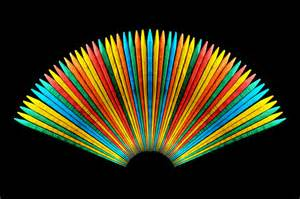 colored toothpicks i m a fan of colored toothpicks pan to bow quadrupole