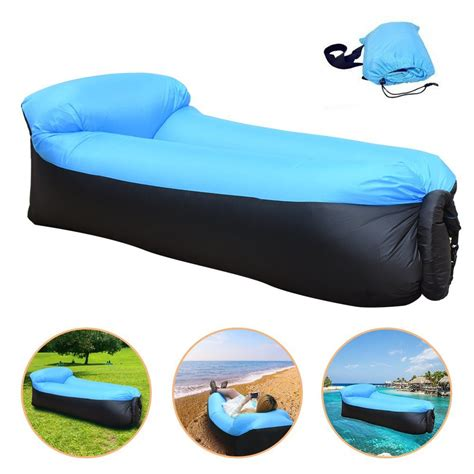 Lazy Bag Air Sofa Bed Lamzac Lazy Air Bag Lay B Limited nitebeam lazy bag lay bag sleeping bag fast cing air sofa sleeping bed