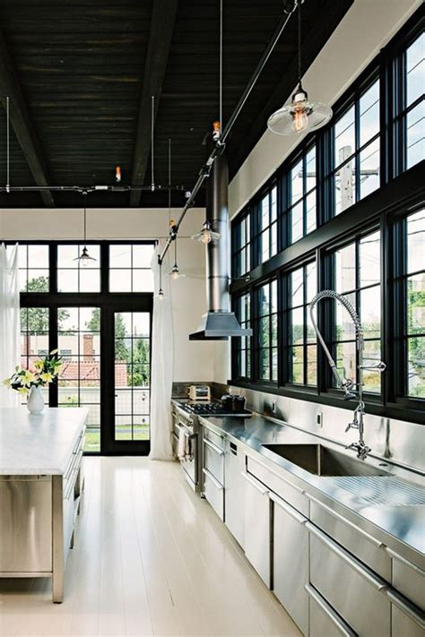 Industrial Style Kitchen Lights Industrial Style Lighting For Your Kitchen Decorating Ideas