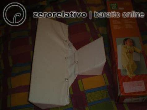 cuscino neonato prenatal cuscino nanna sicura prenatal baratto su zerorelativo