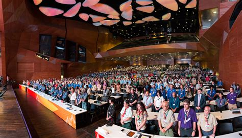largest conference  world scouting