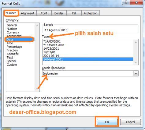 format gambar yg sering digunakan di internet mengatur format tanggal date hari bulan tahun di excel