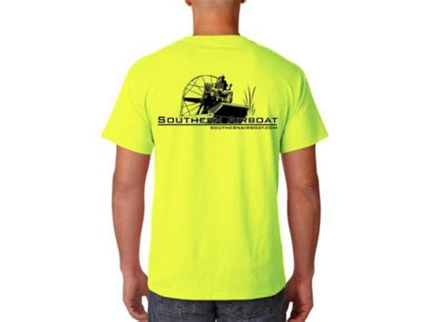 airboat safety southern airboat pocket quot t quot safety green