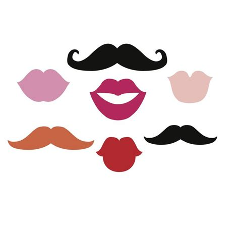 free printable mustache and lips photo booth props 318 best images about free party photo booth diy printable
