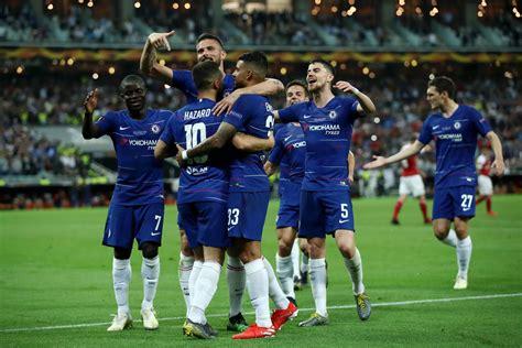 chelsea  arsenal europa league final  blog