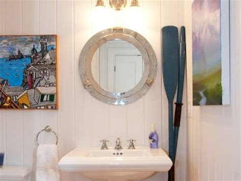 Nautical Bathrooms Decorating Ideas by 85 Ideas About Nautical Bathroom Decor Theydesign Net