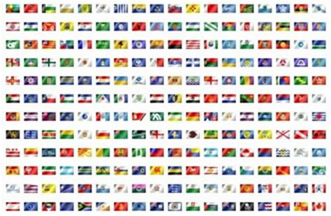 flags of the world quiz ppt bandeira de paises