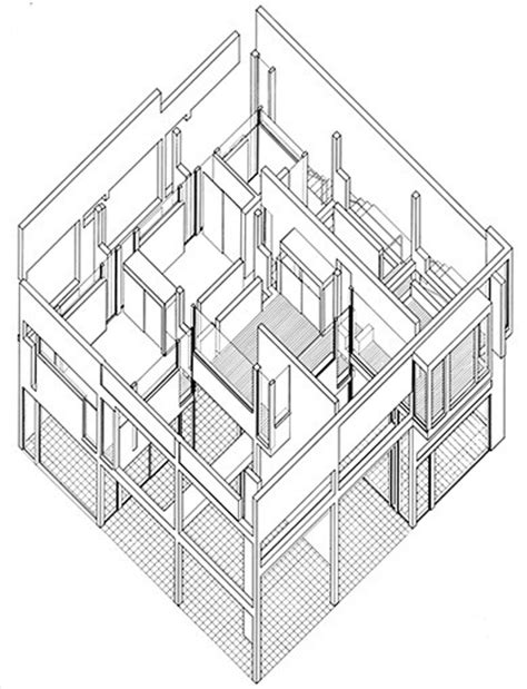 Draw Floor Plan To Scale gallery of eisenman s evolution architecture syntax and