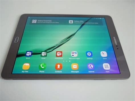 Galaxy Tab S2 Second goondu review samsung galaxy tab s2 2016 techgoondu techgoondu